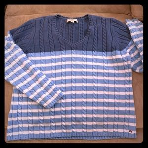 Sweaters - Tommy Cable Knit Sweater